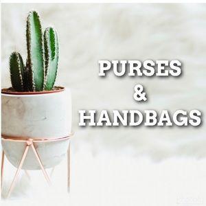 Handbags - Purses and Handbags!